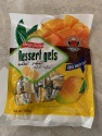 yemen dessert gels mango flavor gummy soft candy - product's photo
