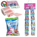 double flavors roll gummy candy - product's photo