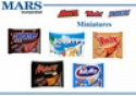 mars chocolate bar - product's photo