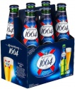 kronenbourg 1664 blanc alcoholic and non alcoholic - product's photo