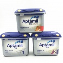 aptamil profutura 1, 2 and 3 follow on milk powder 800g x2 - product's photo