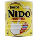 nestle nido fortified full cream milk powder - product's photo