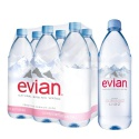 evian mineral water 330 ml in pet bottle - product's photo