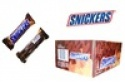 snickers chocolate bar - product's photo