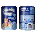 mellin baby milk powder by danone - product's photo