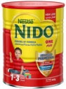 nestle nido growing up formula one plus 400g/cow & gate 1 first infant - product's photo