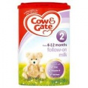 cow & gate 2 follow-on milk from 6-12 months 900g/cow & gate stage 3 g - product's photo