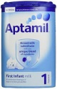 aptamil first infant milk from birth stage 1 900g/aptamil hungry milk  - product's photo