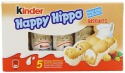 kids happy hippo hazelnut 5 x 103.5 g - product's photo