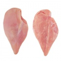 halal frozen boneless skinless chicken breast - product's photo