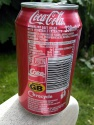 for sale coca cola original can slim 330ml - product's photo