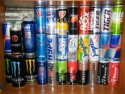 energy drinks | tin sports drinks - product's photo