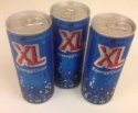 xl energy drink 250ml cans - product's photo
