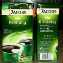 jacobs kronung ground coffee 250g / jacobs kronung ground coffee 500g - product's photo