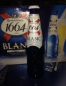 hot sales kronenbourg 1664 blanc beer in different sizes bottles/cans  - product's photo