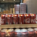 high quality coca cola  soft drinks 250ml - product's photo