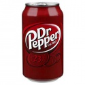 dr pepper 330ml can  - product's photo