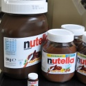 nutella 350g chocolate spread/snickers 51g - product's photo