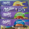 milka oreo 100g chocolate/ milka oreo - product's photo