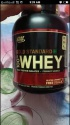lifeworth chocolate protein powder whey protein isolate  - product's photo