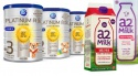 a2 platinum infant formula - product's photo
