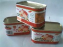 canned chicken luncheon  - product's photo