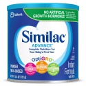 similac advance infant formula with iron, powder, 12.4 oz - product's photo