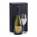 champagne dom pérignon & 1 glas - product's photo