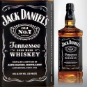 jack daniels tennessee whisky, 1l - product's photo