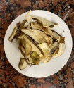 wild dried porcini mushrooms - product's photo