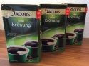 jacobs kronung ground coffee 250g / 500g  - product's photo