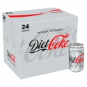 diet coke 24 x 330 ml pack - product's photo