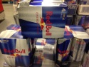 200sot aluminum cover red bull energy drink  - product's photo