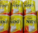 premium quality nestle nido fortified full cream milk powder - product's photo