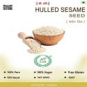 hulled sesame seed - product's photo