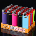 bic lighters j25 & j26 bic lighter case, disposable bic lighters  - product's photo