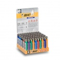 50 original mini bic lighter in different colors - new - product's photo