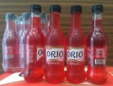 orio strawberry energy drink - product's photo