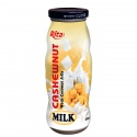 cashew nut milk drink  - product's photo