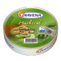 mackerel breakfast 160g. (diavena) - product's photo