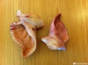 salted pig ear in strong brine - product's photo