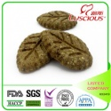 chicken biscuits with millet and seaweed private label pet food - product's photo