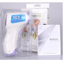 non-contact digital laser infrared forehead thermometer  - product's photo
