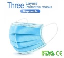 medical disposable face mask - product's photo