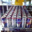 original red bull 250ml energy drink from  austria - product's photo