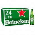 heinekens larger beer 330ml x 24 bottles  - product's photo