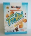 "lo bello bisenglut - gluten free biscuits with ""chocolate chips"" - product's photo"