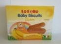 lo bello baby biscuits banana - product's photo