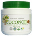 organic virgin coconut oil - product's photo