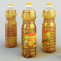 refined edible sunflower oil - product's photo